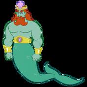 King Neptune in Series