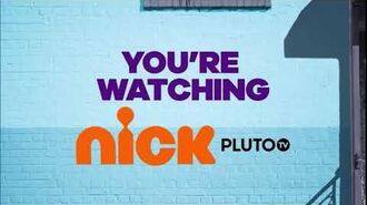 Nick Pluto TV bumper 1