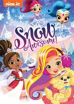 Nick Jr. Snow Awesome! DVD