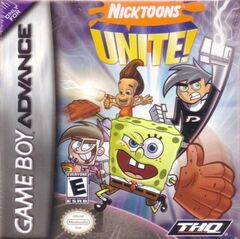 Nicktoons Unite for GBA