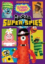 Super Spies DVD