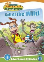 The Wild Thornberrys Call of the Wild DVD
