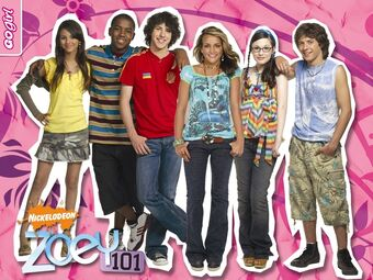 List Of Zoey 101 Characters Nickelodeon Fandom