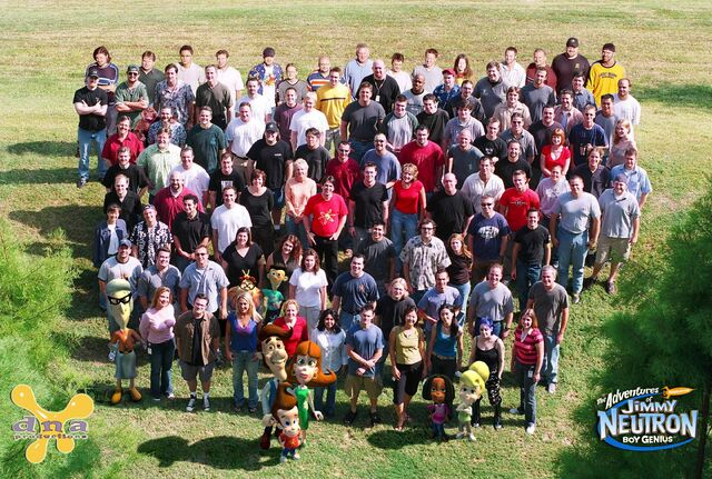File:Jimmy Neutron cast and crew.jpg