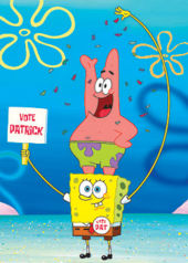 File:SpongeBob - Patrick Running For President01.jpg