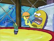 What, it's just an ordinary Krabby Patty