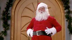 Santa in A Fairly Odd Christmas
