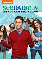 See Dad Run Season 1 DVD