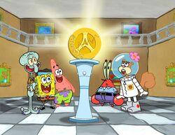 Atlantis SquarePantis cast