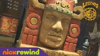 Olmec is Back! Legends of the Hidden Temple The Movie NickRewind