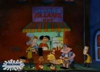 Omar's Falafel Hut