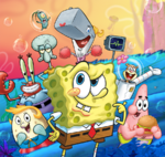 SpongeBob cast 2016