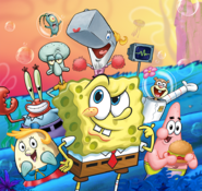 SpongeBob cast 2016