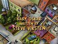 Baby Oskar Title Card