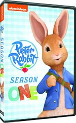 Peter Rabbit Season One DVD