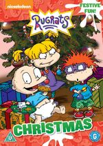 Rugrats Christmas UK 2015 reissue