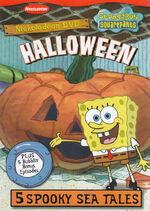 SpongeBob DVD - Halloween
