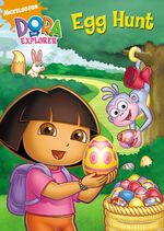 Dora the Explorer Egg Hunt DVD 2