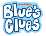 Blue's Clues logo with Nick logo