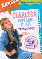 ClarissaExplainsItAll Season1-DVD