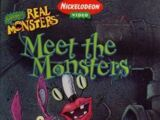 Aaahh!!! Real Monsters videography