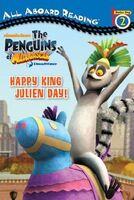 Penguins of Madagascar Happy King Julien Day! Book