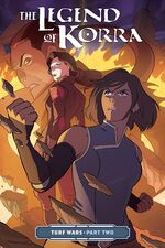 The Legend of Korra Turf Wars Part 2