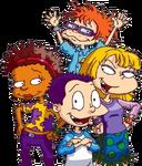 AGU Tommy, Chuckie, Susie, Angeica