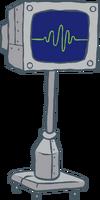 Karen Plankton the Computer SpongeBob SquarePants Nickelodeon TV Series Character