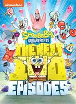 Spongebob Next 100 Episodes DVD