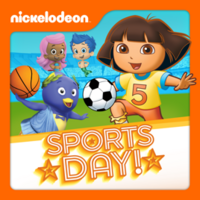 Nickelodeon - Sports Day! 2012 iTunes Cover