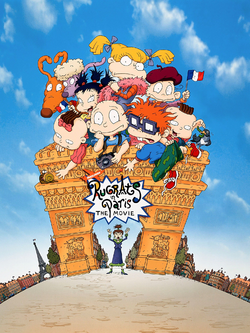 Rugrats in Paris (Poster)