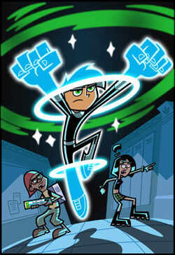 List of Danny Phantom characters  Nickelodeon  FANDOM powered by