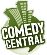 Comedy Central Logo Grün
