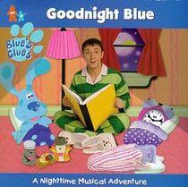 Blue's Clues Goodnight Blue CD