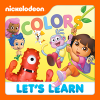 Nickelodeon - Let's Learn Colors 2012 iTunes Cover