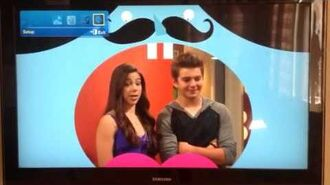 Nickelodeon Big Head Bumper - The Thundermans