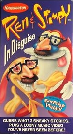 Ren and Stimpy In Disguise