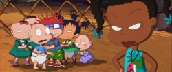 Rugrats go wild screenshot 1