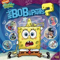 SpongeBob WhoBob WhatPants Book