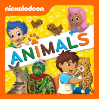 Nickelodeon - Animals 2013 iTunes Cover
