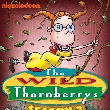 The Wild Thornberrys Season 2 Nickelodeon Fandom