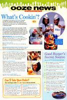 Kenan Kel Good Burger interview Ooze News Nick Mag Aug 1997