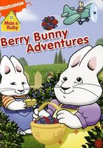 Max & Ruby - Berry Bunny Adventures DVD Cover