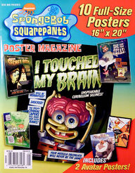 Nick Mag Presents SpongeBob I Touched My Brain October 2006