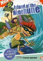 Rocket Power Island of the Menehune DVD