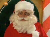 Kenan as Santa