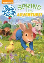 Peter Rabbit Spring Into Adventure! DVD