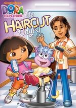 Dora the Explorer It's Haircut Day! DVD