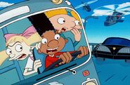 Hey Arnold! The Movie Bus Promo